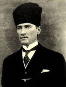 Ottoman Mustafa Kemal Pasha Ataturk Father of Turkey