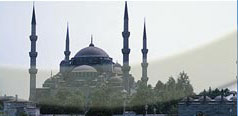 Turkey Ottoman Islamic architecture mosque